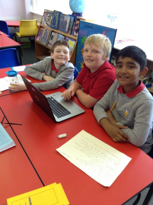 Technology in P4/5