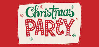 P1 + P2 Christmas Party – Monday 18th December