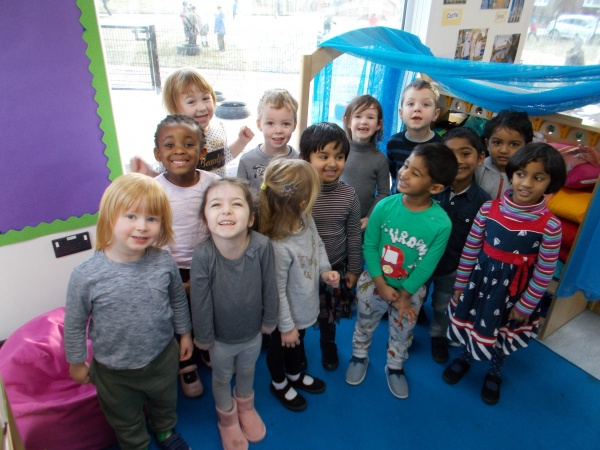 This Week in Nursery